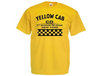 Yellow cab - XXL (T-shirt)