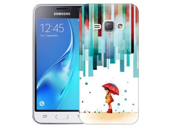Samsung Galaxy J1 (2016) Skal Rainy Glitch
