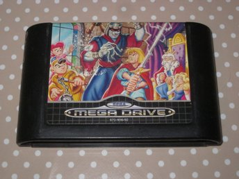 Shining in the Darkness till Sega Mega Drive