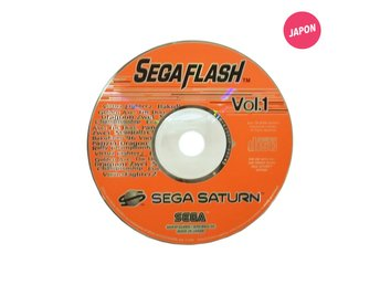 Sega Flash vol 1 (EUR / SAT)