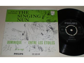 Singing Nun 45/PS Dominique 1963 VG++