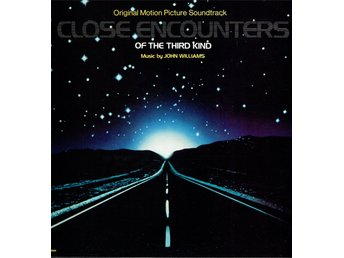 CLOSE ENCOUNTERS OF THE THIRD KIND - JOHN WILLIAMS (SOUNDTRACK) LP