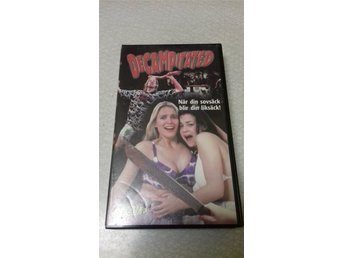 DECAMPITATED. TROMA KÖP VHS