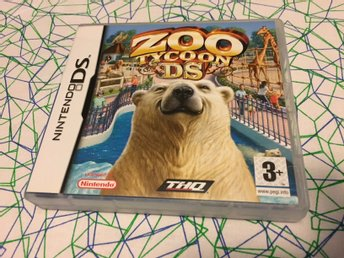 Zoo Tycoon DS till Nintendo DS