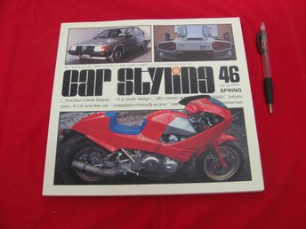 Car Styling 46 Spring 1984