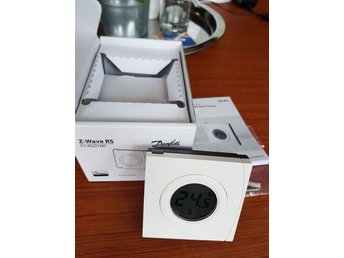 Z-wave RS Room Sensor Danfoss