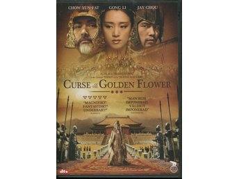 CURSE OF THE GOLDEN FLOWER - 2006 - OSCARSNOMINERAT KINESISKT DRAMA