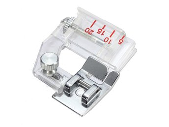 Adjustable Bias Binder Edge Presser Foot Sewing Machines ...