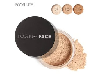 MINERAL PUDER  Everyda y Minerals puder o doux Focallure makeup