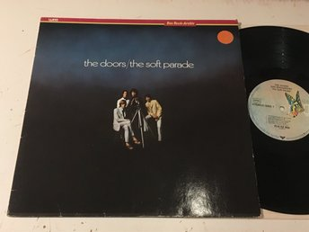 THE DOORS the soft parade LP re DAS ROCKARCHIV / ELEKTRA ELK 52356