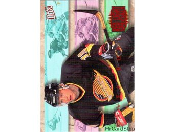 Ultra 1994-95 Red Light Special 2 Pavel Bure Vancouver Canucks