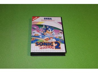 Sonic the Hedgehog 2 Sega Master System