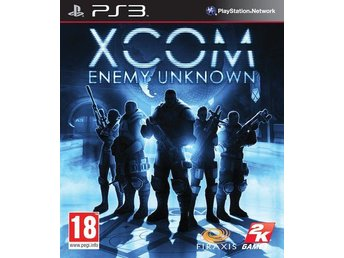 XCOM: Enemy Unknown - Playstation 3 - Varberg - XCOM: Enemy Unknown - Playstation 3 - Varberg