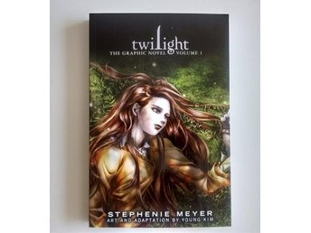 Twillight The Graphic Novel, Volume 1