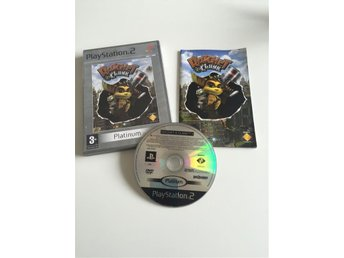 Playstation 2 Ratchet Clank