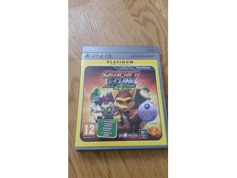 Ratchet and Clank - All 4 One PS3 Spel