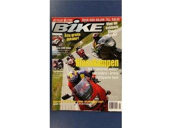 Bike nr 8 1997: Suzuki GSX-R 750, Honda CBR 1100 XX VTR 1000, Kawasaki ZX-6R - Uppsala - Bike nr 8 1997: Suzuki GSX-R 750, Honda CBR 1100 XX VTR 1000, Kawasaki ZX-6R - Uppsala