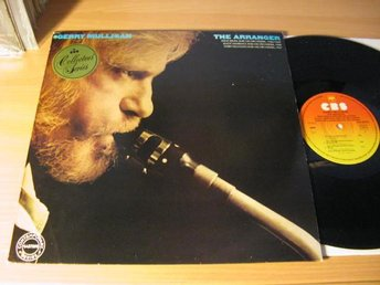 Gerry Mulligan. The Arranger. 1977 CBS France. Mint(-).