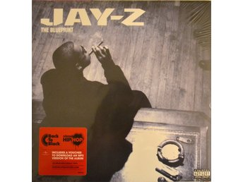 JAY Z - The Blueprint (Vinyl NY) LP