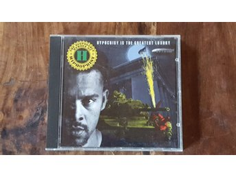 The Disposabel Heroes Of Hiphoprisy / Hypocrisy is The Greatest Luxury  CD 1992