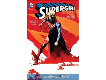 Supergirl Vol. 4 Out of the Past (The New 52) TP NY