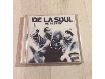 DE LA SOUL - THE BEST OF. (2CD )