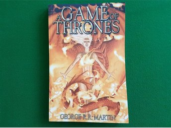 Game of thrones - Kampen om Järntronen. Vol 1 9789197959254