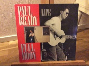 Paul Brady live full moon