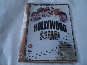 DVD-HOLLYWOOD SAFARI
