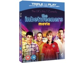 The Inbetweeners - Bluray Blu-Ray