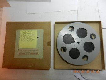 Film 16 mm. Svar/vit. Castle Film. Mighty Mouse.Stålmusen och Vargen. Art.2pd17.