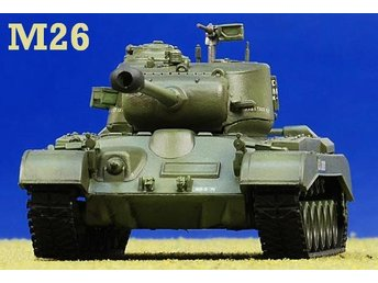M26 Pershing.......... Stridsvagn
