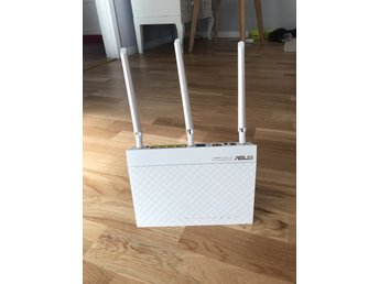 Asus AC66W dual band gigabit router