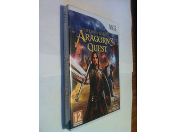 Wii: The Lord of the Rings: Aragorn's Quest