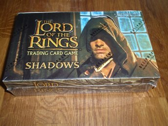 LOTR TCG 36 st SHADOWS Booster Box (Sagan om Ringen)
