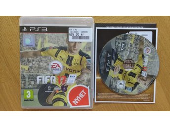 PlayStation 3/PS3: FIFA 17