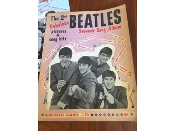 The 2nd fabulous Beatles souvenir song album