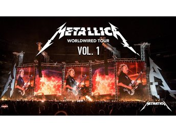 Metallica Worldwired Tour 9 juli 18:45