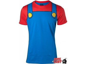Nintendo Mario Cosplay T-Shirt (X-Large)