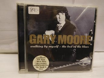 GARY MOORE - WALKING BY MYSELF - THE BEST OF THE BLUES