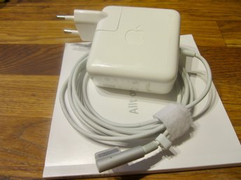 Apple Original 45 W Magsafe 1 Laddare MacBook Air 13 tums 2008 2011