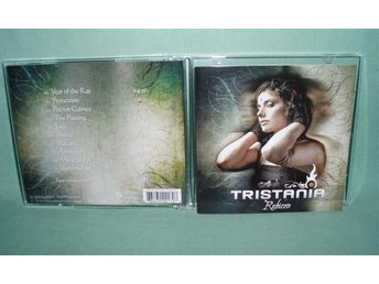 TRISTANIA - Rubicon , CD , ,