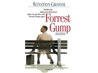 Forrrest Gump, Winston Groom