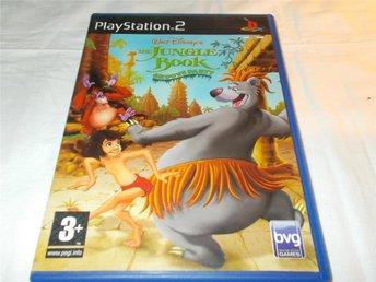 Disney Disney Jungle Book Groove Party Playstation 2 PS2 PAL - överkalix - Disney Disney Jungle Book Groove Party Playstation 2 PS2 PAL - överkalix