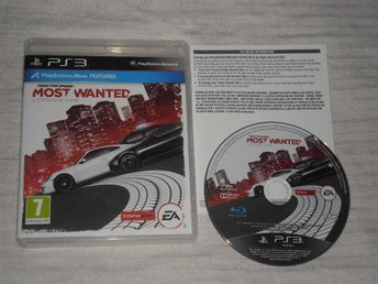 PlayStation 3/PS3: Need for Speed: Most Wanted
