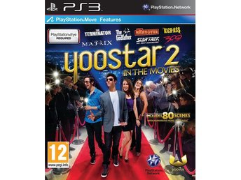 Yoostar 2: In the Movies - Playstation 3 - Varberg - Yoostar 2: In the Movies - Playstation 3 - Varberg