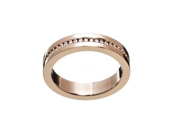 Edblad Josefin ring rose gold XL ringar