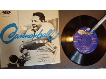 Jazz Julian Cannonball Adderley