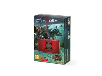 New Nintendo 3DS XL - Monster Hunter Generations Bundle