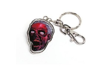The Walking Dead Nyckelring Walker Head